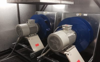 Energy Efficient Air Handling Unit Upgrades