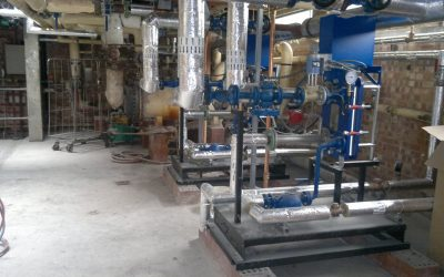 South East Steam Plate Heat Exchanger