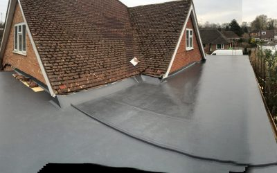 Cure it Glass Fibre Roofing Berkshire